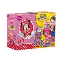 Shaker Maker - Arte com Areia Disney Minnie - DTC -