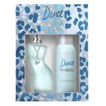 Shakira Dance Diamonds Kit - Eau de Toilette + Desodorante -
