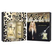 Shakira Rock Kit - Perfume Eau de Toilette + Desodorante -