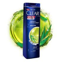 Shampoo Clear Men 400ml Controle e Alívio da Coceira - Unilever
