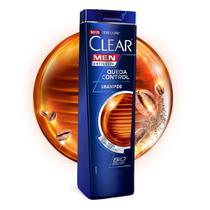Shampoo Clear Men Queda Control 400ml -