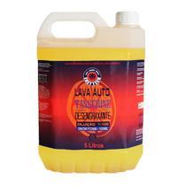 Shampoo Concentrado 1:100 Lava Auto Tangerine 5Lt EasyTech -