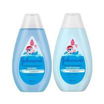 Shampoo + Condicionador 200ml Kit Johnson's Baby - Johnsons