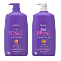 Shampoo + Condicionador Aussie 7n1 Total Miracle 778 Ml- Kit -