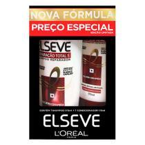 Shampoo + Condicionador Elseve Reparação Total 5 375ml+170ml Preço Especial -