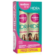 Shampoo + condicionador hidra original - salon line 600ml