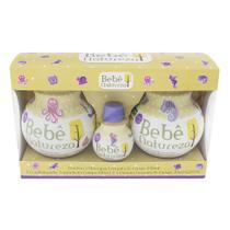 Shampoo + Condicionador Infantil Bebê Natureza Lavanda do Campo - Bebe Natureza