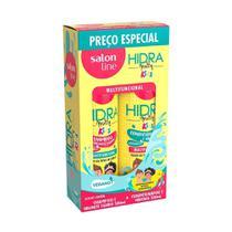 Shampoo + Condicionador Salon Line Hidra Kids 300ml -