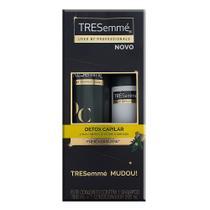 Shampoo + Condicionador TRESemmé Detox Capilar 400ml+200ml - Tresemme