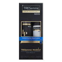 Shampoo + Condicionador TRESemmé Hidratação Profunda 400ml+200ml - Tresemme
