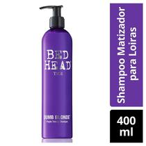 Shampoo Desamarelador Bed Head Dumb Blond 400ml