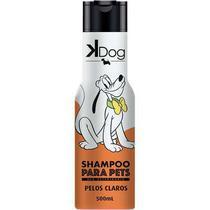 Shampoo Disney Pelos Claros Kdog -