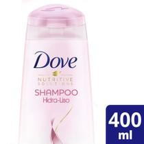 Shampoo Dove Hidra-Liso 400ml -