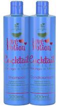 Shampoo E Condicionador Love Potion Repação,nutrição 2x500ml -