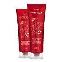Shampoo e Reconstrução Extreme Up 250g Itallian -
