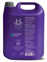 Shampoo Hydra Groomers Pro Pet Society Neutro 5 Litros (1:10) -