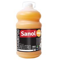 Shampoo Neutro Sanol Dog para Cães e Gatos - Sanol (5 litros) - Sanol - Total Química