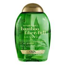 Shampoo Ogx Bamboo Fiber Full 385ml -