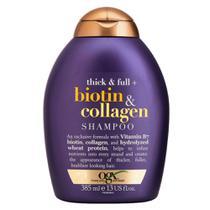 Shampoo OGX Biotin  Collagen -