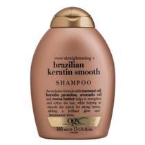 Shampoo OGX Brazilian Keratin Smooth 385 Ml -