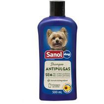 Shampoo Sanol Antipulgas - Sanol Dog