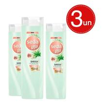 Shampoo Seda Babosa + Óleos By Rayza 325ml Leve 3 Pague 2 -