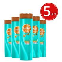 Shampoo Seda Bomba De Argan 325ml Leve 5 Pague 3 -
