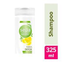 Shampoo Seda Recarga Natural Pureza Detox 325ml -