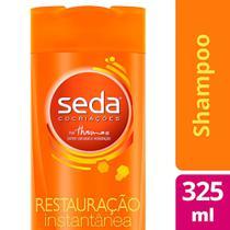 Shampoo Seda S.O.S. Restauração Instantânea Sem Sal -