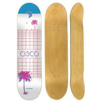 "Shape Marfim Cisco Skate Fn+r Wave Coast 8.5"" -"