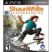 Shaun White Skateboarding - PS3 - Ubisoft