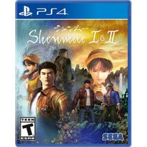 Shenmue I  II - Ps4 - Sony