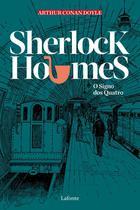 Sherlock holmes - o signo dos quatro - Lafonte -