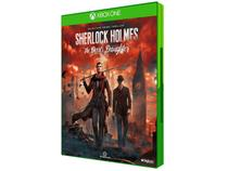 Sherlock Holmes: The Devils Daughter  - para Xbox One Calisto