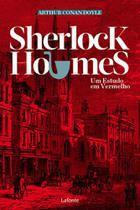 Sherlock holmes - um estudo em vermelho - Lafonte