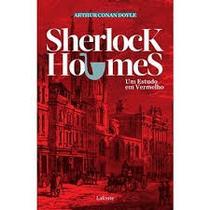 sherlock holmes um estudo em vermelho - Lafonte