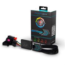 Shift Power Novo 4.0+ Chip Acelerador Plug Play Bluetooth - GM Ômega 2010 a 2012 - Faaftech