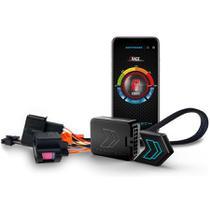 Shift Power Novo 4.0+ GM Corsa 2008 a 2012 Chip Acelerador Plug Play Bluetooth - Faaftech