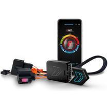 Shift Power Novo 4.0+ Hyundai Santa Fé 2011 a 2013 Chip Acelerador Plug Play Bluetooth - Faaftech