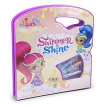 Shimmer e Shine Kit de Pintura Disney - DTC 4123 -