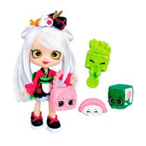 Shopkins - Bonecas Shoppies - Sara Sushi - DTC -