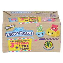 Shopkins Box Surpresa Happy Places DTC Personagens Sortidos -