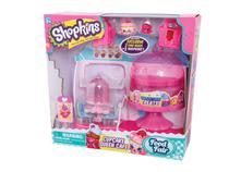 Shopkins Café da Rainha Cupcake Dtc -