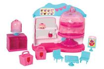 Shopkins Cafe Rainha Cupcake Dtc -