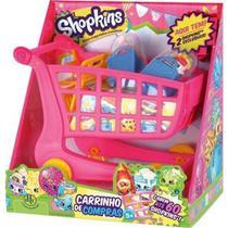 Shopkins Carrinho de Compras DTC 3586 -