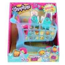 Shopkins - carrinho de compras - Dtc Brinquedos