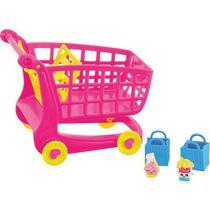 Shopkins - carrinho de compras dtc -