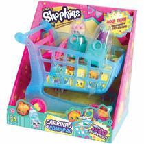 Shopkins carrinho de compras - Dtc