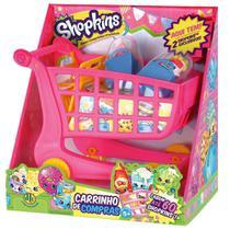 Shopkins Carrinho De Compras Rosa - Dtc -