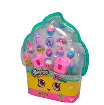 Shopkins Coleção Festa Doce Série 7 - DTC 4716 - Magic Toys